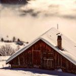 Almen und Hütten-Touren im Winter