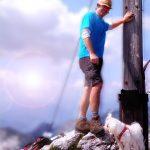 Bergtour mit Hund zum Rotgschirr, Almtal, Pueringerhuette