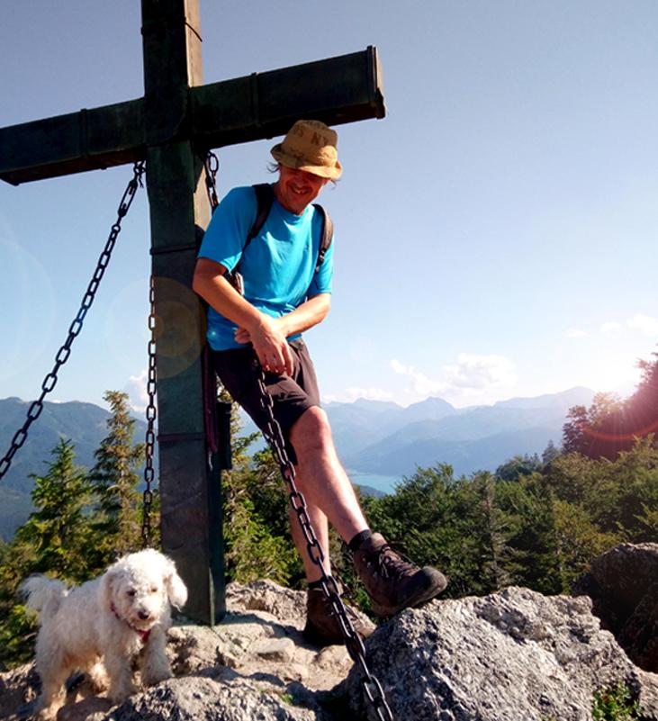 Bergtouren und Wanderungen in der Region Mondsee-Irrsee