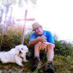 Wanderwege mit Hund zum Gartenberg