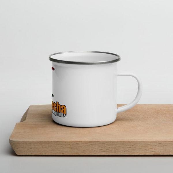 Bergtasse: BERG-BECHA für deine Getränke am Berg (auch für deinen Hund)